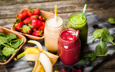Smoothies are Fast,  Healthy, and a Terrific Weight Management Tool